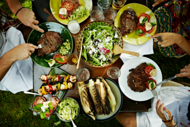 eat to stay fit in Italy