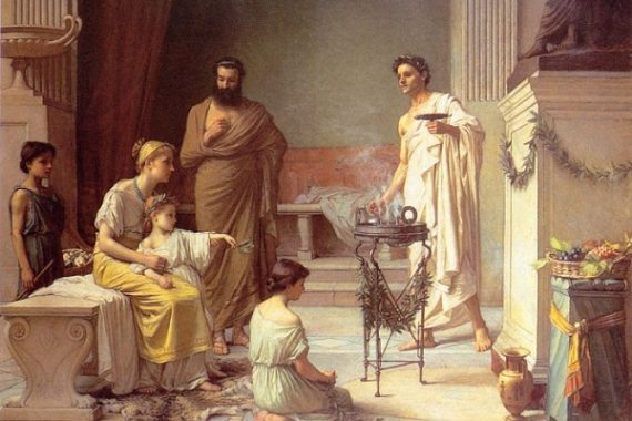 Doctors in Ancient Rome