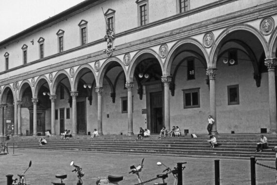 Hospital in Florence