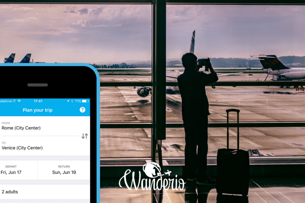 Wanderio, your ultimate travel app