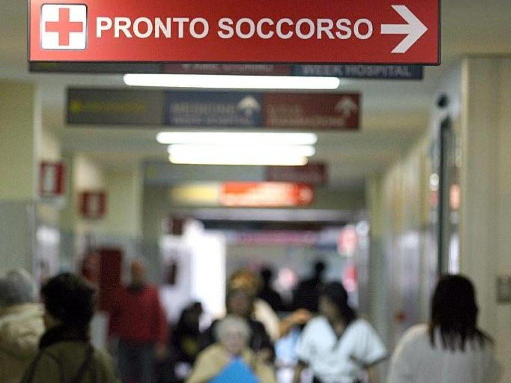 How Does The Public Italian Emergency Room Work?