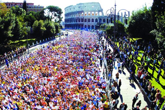Races and Sporting Events in Rome and Italy