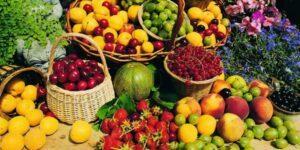 Polyphenol fruit