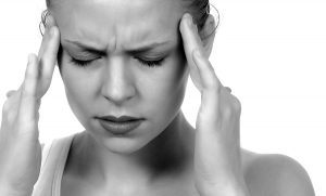 What kind of headache do you have?