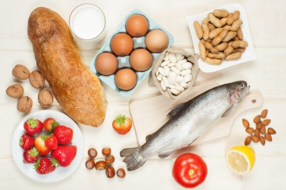 Food Allergies in Italy