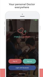 medinaction app screenshot (4)
